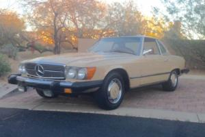 1975 Mercedes-Benz SL450