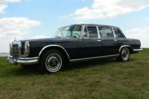 1965 Mercedes-Benz 600-Series M-100  Grand 600 SWB
