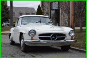1958 Mercedes-Benz 190-Series