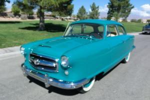 1954 Nash airfltye 2dr