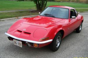 1970 Opel Other GT Photo