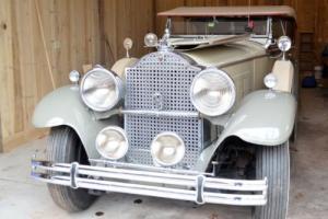 1930 Packard 740 Phaeton