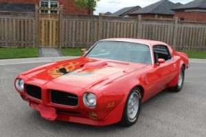 1973 Pontiac Trans Am TA