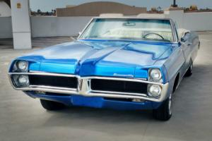 1967 Pontiac Bonneville Convertible 77,000 mile with Bucket Seat & Console