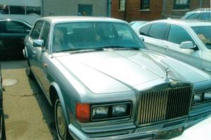 1982 Rolls-Royce Silver Spirit/Spur/Dawn SPUR