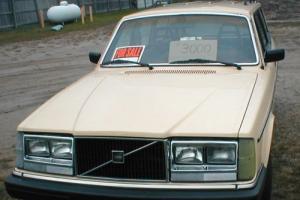 1984 Volvo STATION WAGON