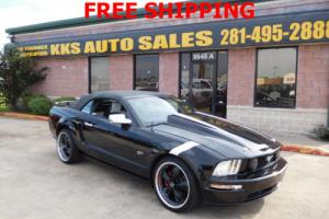 2007 Ford Mustang 2dr GT Photo