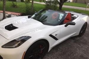2016 Chevrolet Corvette Convertible Z51 2LT