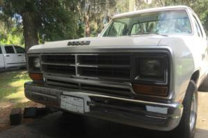 1987 Dodge Other Pickups D-100