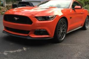 2015 Ford Mustang Performance Pack