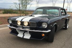 1966 Ford Mustang Code A