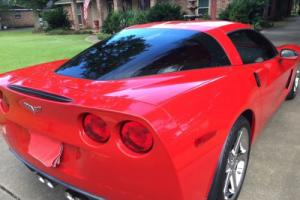 2008 Chevrolet Corvette Sports Car