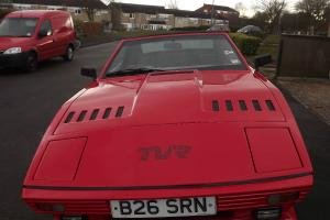 TVR 280I CONVERTIBLE