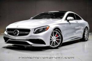 2016 Mercedes-Benz S-Class AMG Coupe