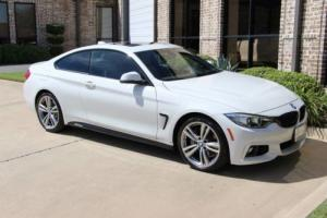 2016 BMW 4-Series 435i Coupe M Sport