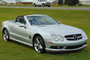 2003 Mercedes-Benz SL-Class SL500, Roadster, Convertible, Coupe, Sport