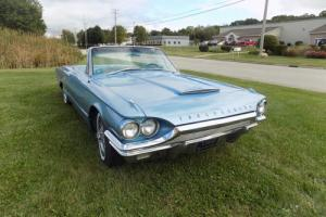 1964 Ford Thunderbird Roadster Convertible