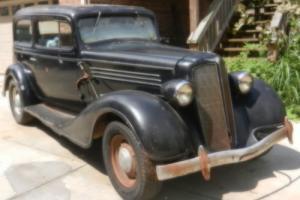1934 Buick 40 Series 2D Sedan