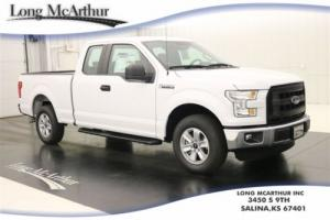 2016 Ford F-150 XL SERIES SUPERCAB MSRP $37645