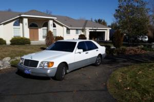 1992 Mercedes-Benz 600-Series 600SEL