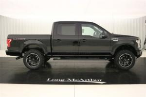 2016 Ford F-150 LEATHER LIFTED LMX4  4X4 SUPERCREW MSRP $59015