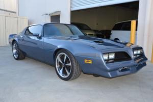 1977 Pontiac Firebird Coupe 71 000 Original Miles AND THE Best YOU Will Find in SA