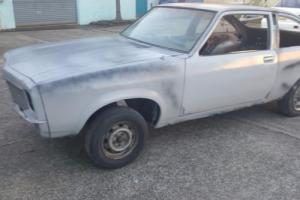 Holden Torana LX SS Hatchback Unfinished Project