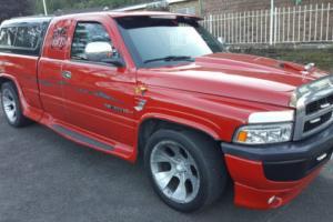 2001 DODGE (USA) RAM 1500 2WD RED Photo