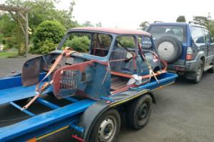 Classic 1968 Mini Cooper Mk2 Project