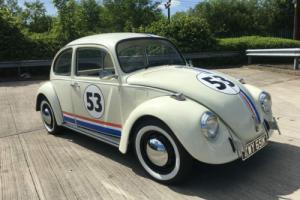 VW Beetle (Herbie) Photo