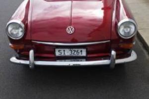 1966 VW Station Wagon in TAS
