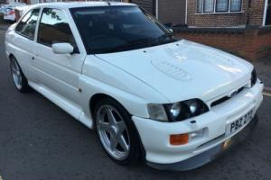 FORD ESCORT RS COSWORTH MOTORSPORT IMMACULATE CONDITION 25000 HPI CLEAR 2 OWNERS for Sale