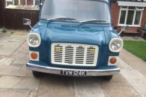 MINT FORD TRANSIT 1972 TWIN WHEEL TRUCK TAX EXEMPT Photo