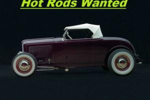 All Classics and Hot Rods