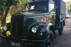 Morris commercial MRA1 1953 GS truck classic lorry