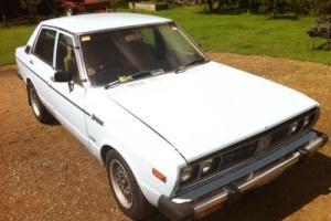 Datsun Stanza SR20 DET in VIC