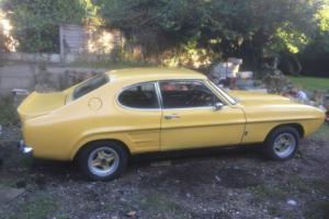 1973 Mk1 Ford Capri - 1600XL Facelift