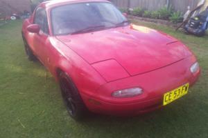 Mazda MX5 1989 in NSW