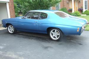 1971 Chevrolet Chevelle Photo
