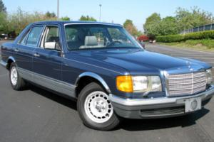 1980 Mercedes-Benz 200-Series 280SE