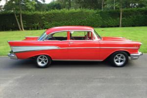 1957 Chevrolet Chevy Bel Air 2 Door 350 V8 Automatic