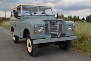 """Land Rover Series 3 88"""" 1983 Hardtop Diesel 65,000 Miles"""