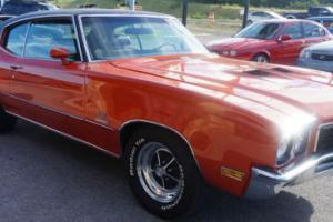 1972 Buick GS Photo