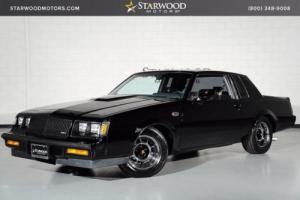 1986 Buick Grand National T-Type Grand National Photo