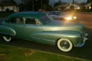 1947 Cadillac Cadillac 4dr Sedan
