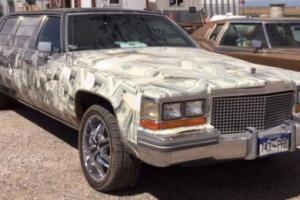1981 Cadillac Fleetwood Limousine