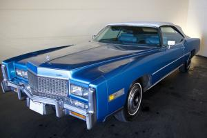 1976 Cadillac Eldorado CAD 1976 Photo
