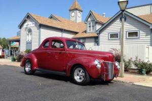 1940 Ford Other 1940 FORD DELUXE HEMI AUTO 4 WHEEL DISC ALL STEEL Photo