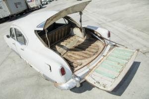 1951 Other Makes Kaiser Traveler Sedan NO RESERVE!!