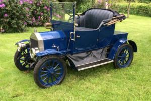 1909 Little Briton Veteran Vintage WORLDS OLDEST - Museum. Was Barn Find